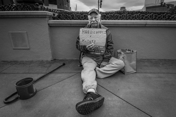 Las Vegas Homeless