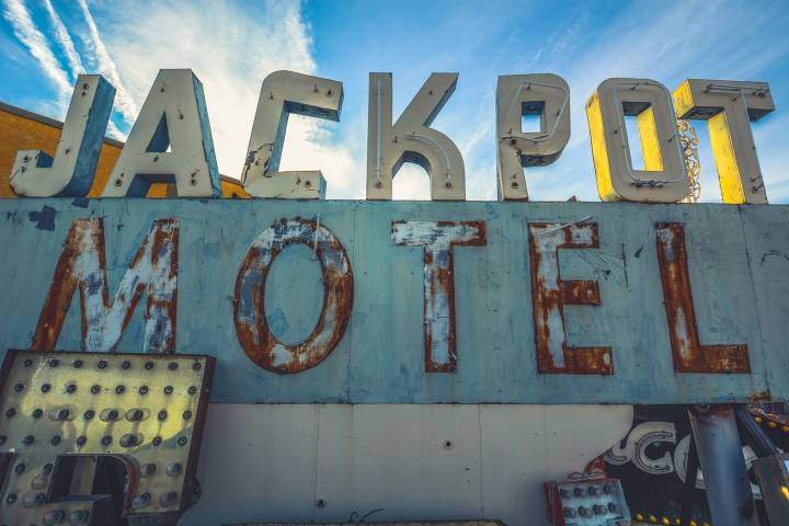 The Neon Museum Jackpot Motel