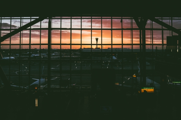 Heathrow Sunrise